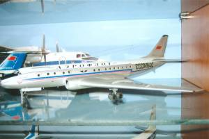 Ту-104 - доработанная модель производства МЗМПИ\Кругозор