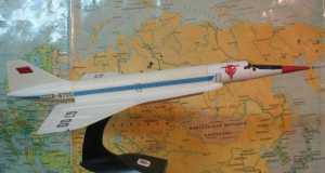Ту-144 - автор модели В.Троицкий