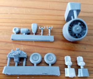 Конверсионный набор для модели Ан-2Ф