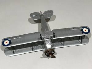 "Westland ""Wapity"" - доработанная модель ""Wallace"" PV.6 (продана на аукционе eBay в 2019 г.)"