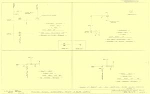 """Westland """"Wallace"""" (F167) - оригинальный чертеж модели FROG"""