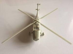 """Westland """"Wessex"""" HAS.3 - модель собранная в состоянии """"из коробки"""" с небольшими доработками кабины пилотов"""