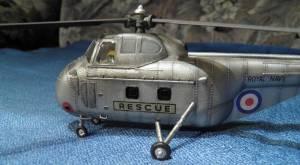 "Westland S.55 ""Whirlwind"" HAR.1 (XG670, FAA) - автор модели С.Васюткин"