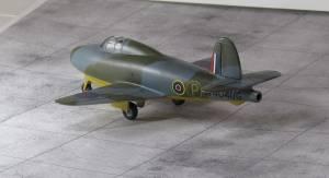 "Gloster E28/39 ""Whittle"" - автор Д.Догадов"