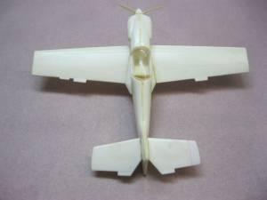 Zlin Z-50L - автор модели В.Троицкий