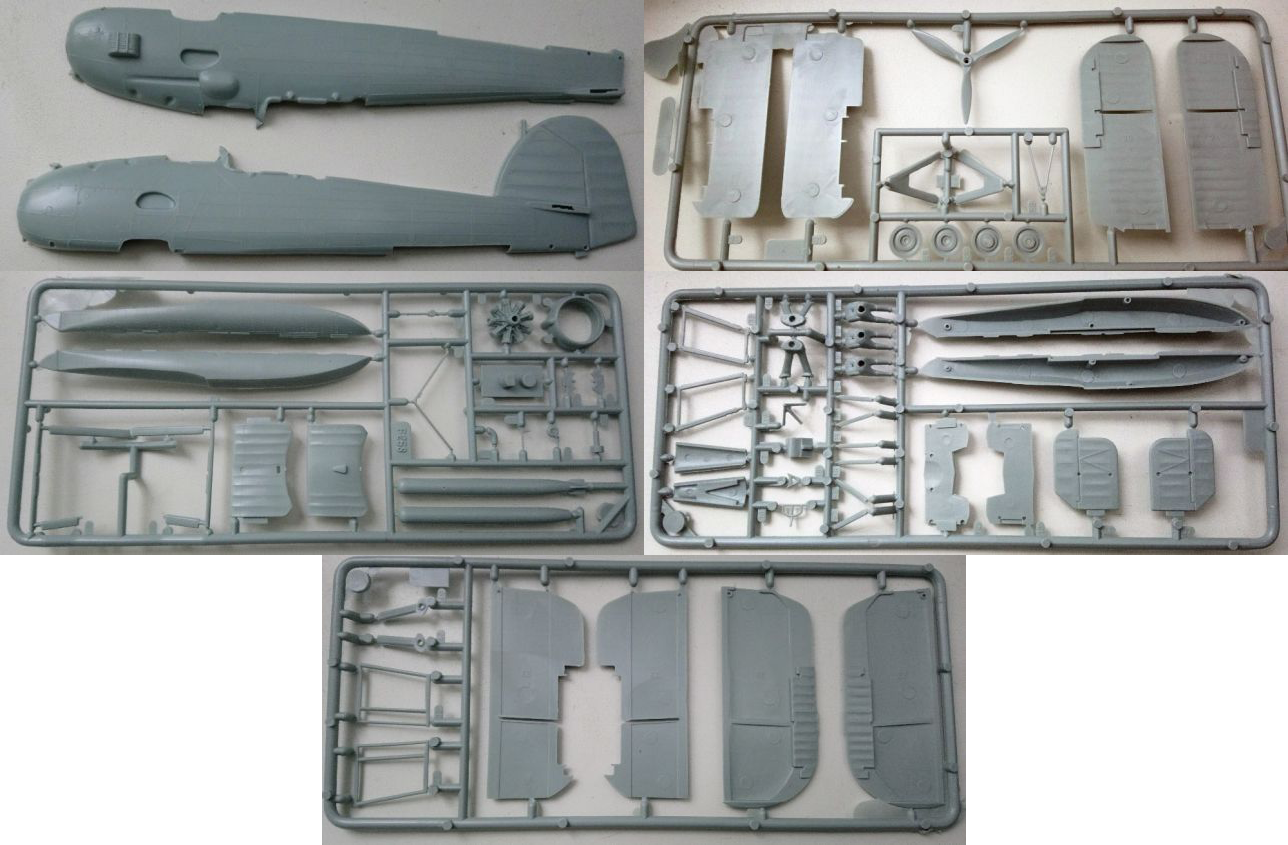 "F258 Fairey ""Swordfish"" Mk.I (ДФИ, пластик) Image"