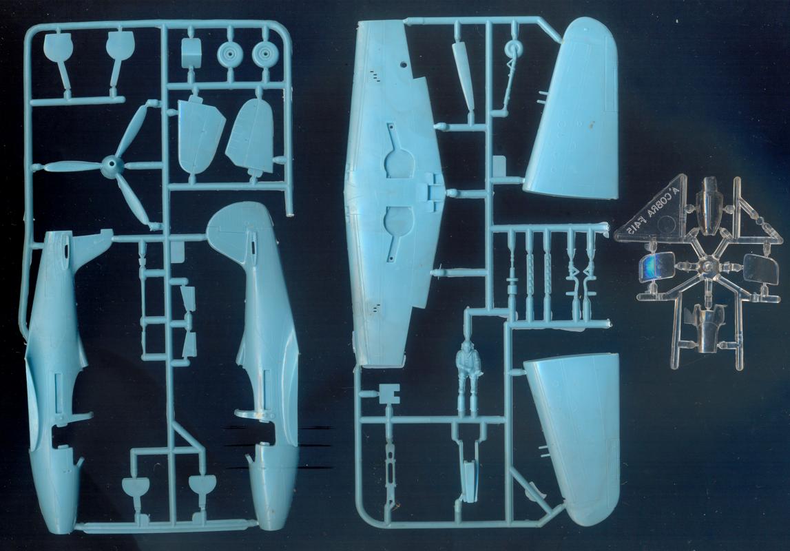 "f415"">Bell P-39 ""Airacobra"" производства Бакинской фабрики игрушек"